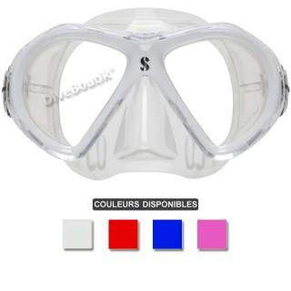 Masque SCUBAPRO SPECTRA MINI jupe transparente