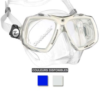 Masque AQUALUNG LOOK2 jupe transparente