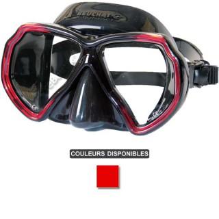 Masque BEUCHAT X-CONTACT 2 jupe noire