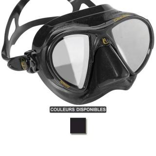 Masque CRESSI NANO HD jupe noire