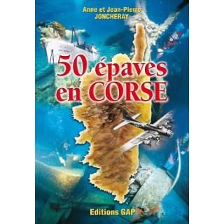 50 épaves en Corse