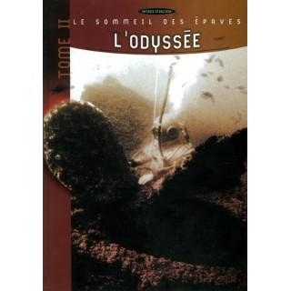 Le sommeil des épaves - l'Odyssée Tome 2