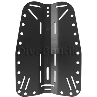 Plaque dorsale OMS en aluminium