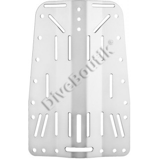 Plaque dorsale XDEEP en aluminium