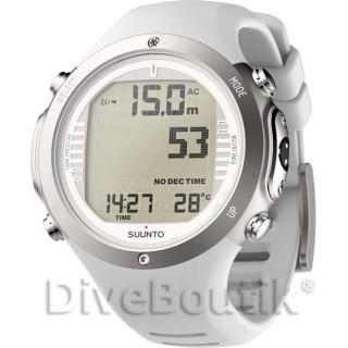 Ordinateur SUUNTO D6i NOVO BLANC + interface PC USB