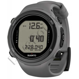 Ordinateur SUUNTO D4i NOVO GRIS + interface PC USB