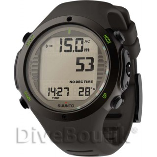 Ordinateur SUUNTO D6i NOVO STEALTH + interface PC USB