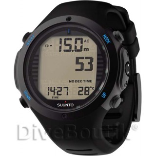 Ordinateur SUUNTO D6i NOVO NOIR + interface PC USB