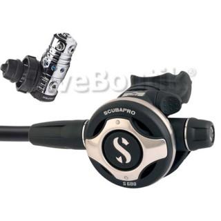 Détendeur SCUBAPRO MK25 EVO / S600