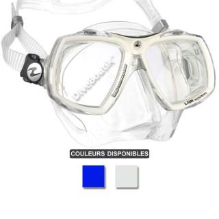 Masque AQUALUNG LOOK2 jupe transparente