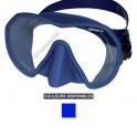Masque BEUCHAT MAXLUX jupe bleue