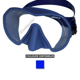 Masque BEUCHAT MAXLUX S jupe bleue