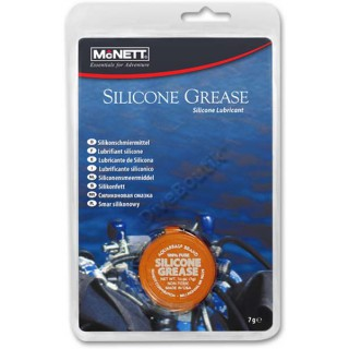 Graisse de silicone en pot McNETT SILICONE GREASE