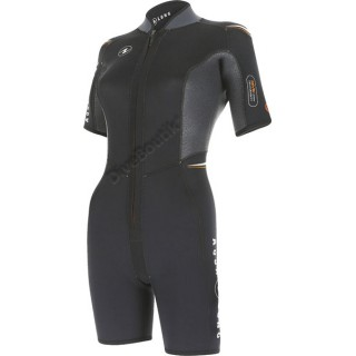 Shorty AQUALUNG DIVE Femme 4 mm