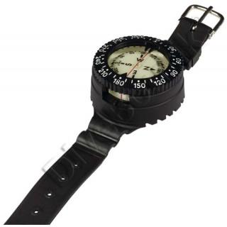 Compas MARES MISSION 1C sur bracelet