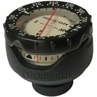 Compas AQUA LUNG sur support flexible / retracteur