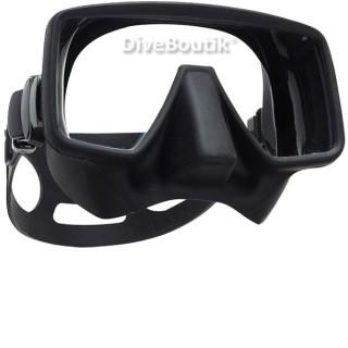 Masque SCUBAPRO FRAMELESS noir