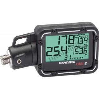 Profondimètre / Manomètre en console CRESSI DIGI 2
