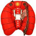 Wing OMS Deep Ocean 60 rouge