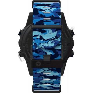 Bracelet Camo bleu pour ordinateur SHEARWATER TERIC